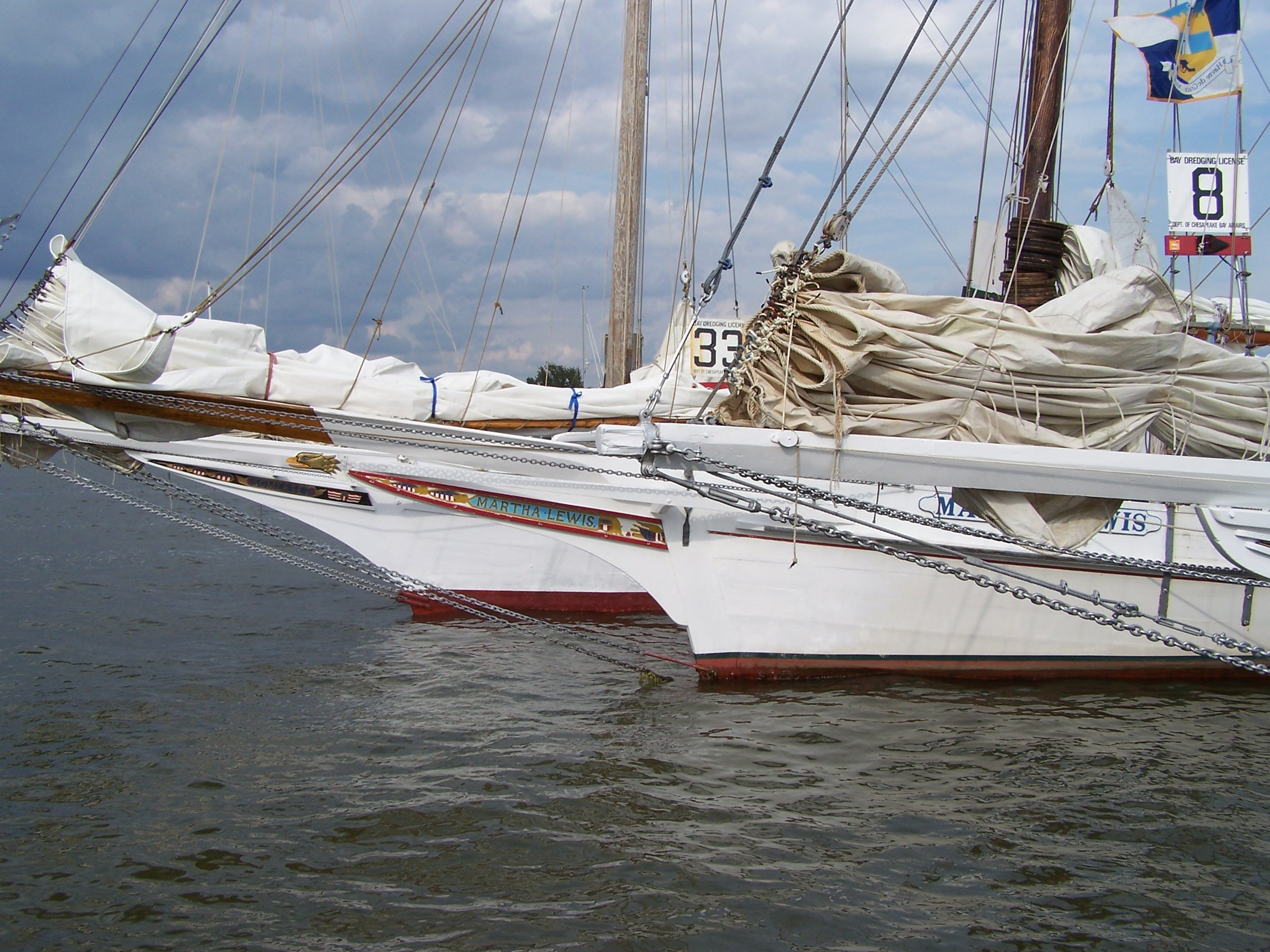 Donate & Support the Skipjack Nathan of Dorchester